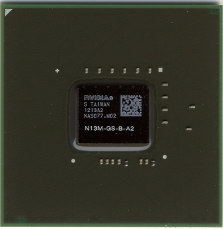 видеочип nVidia N13M-GS-B-A2