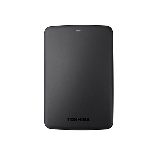 "Внешний HDD, 2.5"", 500Gb,Toshiba Canvio Basics <HDTB305EK3AA>"