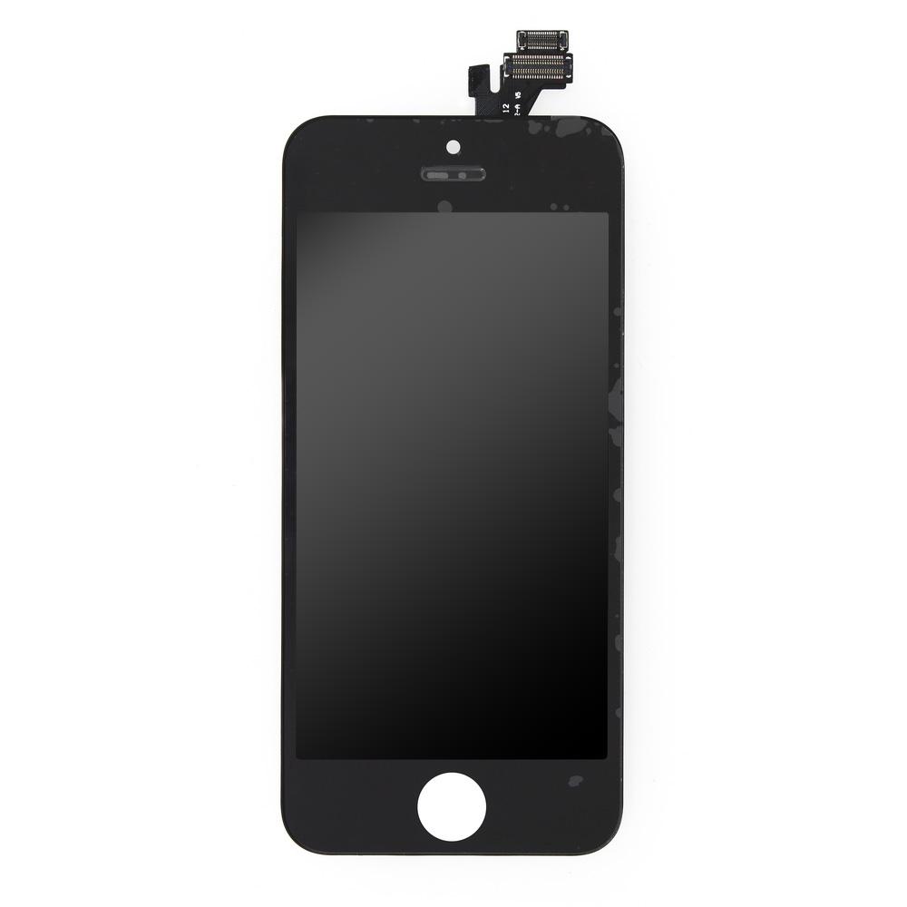 Дисплей   тачскрин Iphone 5 черный
