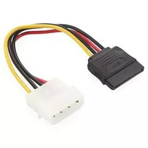 Переходник FinePower Molex - SATA 15pin x1 MAle