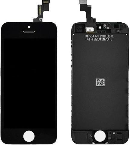 Дисплей   тачскрин Iphone 5s/SE черный