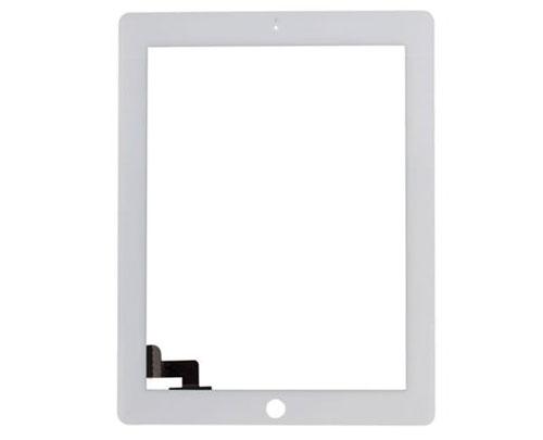 Тачскрин планшета iPad 2 белый