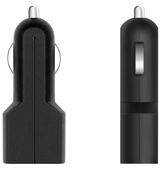 АЗУ USB 1А черный