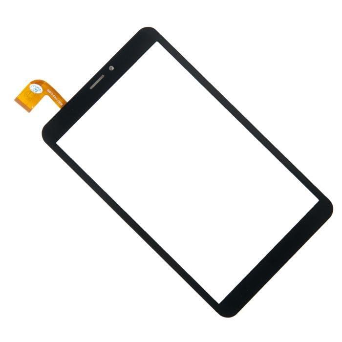 Тачскрин планшета Digma Plane 8.6, Plane E8.1/S8 51pin черный с отвестием под динамик
