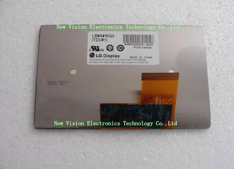 Дисплей планшета LB050WQ2(TD)(03)