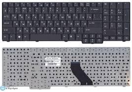 Клавиатура ноутбука ACER ASPIRE 5335/ 5735/ 6530G/ 6930G/ 7720/ 7000/ 7730  черная