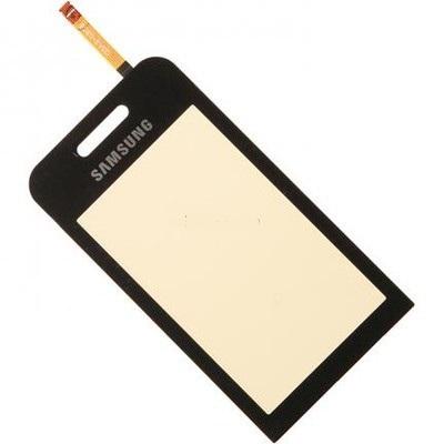 Тачскрин телефона Samsung S5230 чёрный (1 категория)
