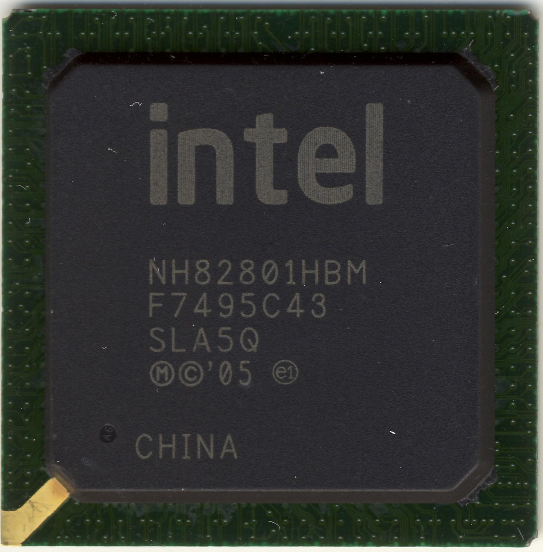 южный мост Intel NH82801HBM