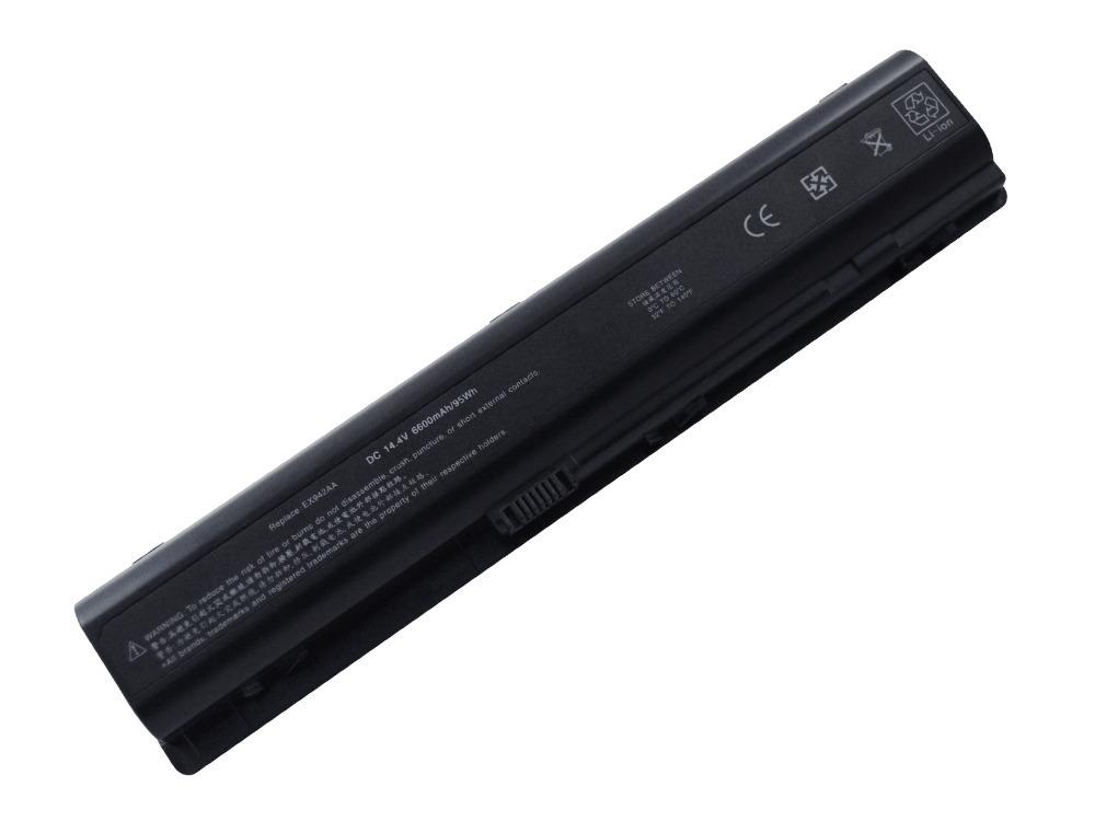 Аккумулятор ноутбука HP Pavilion dv9000/ dv9100/ dv9200/ dv9500 <448007-001>
