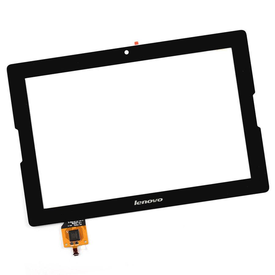 Тачскрин планшета Lenovo IdeaTab A7600 черный