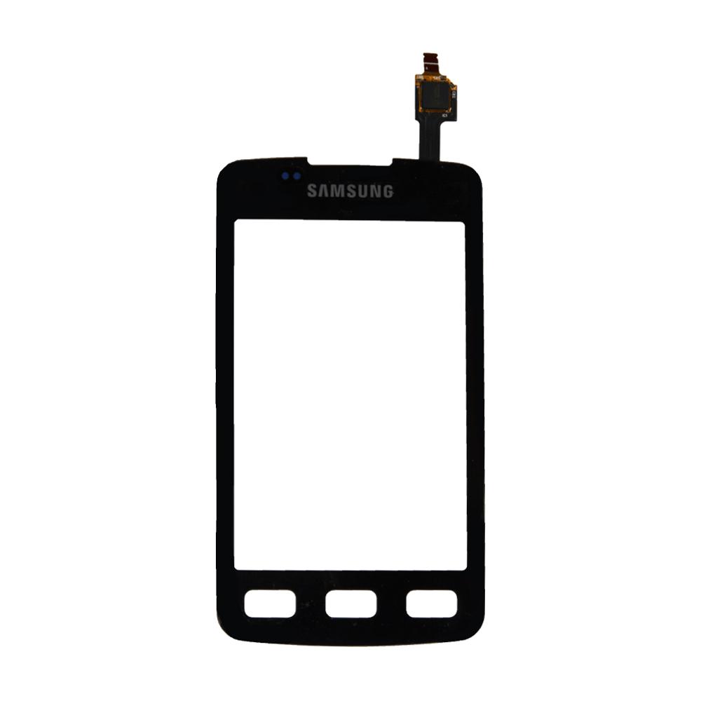 Тачскрин телефона Samsung Galaxy xCover/ S5690 черный