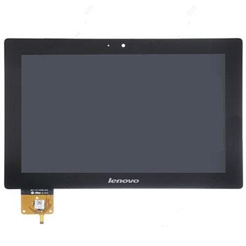 Дисплей тачскрин планшета Lenovo IdeaTab s6000 черный