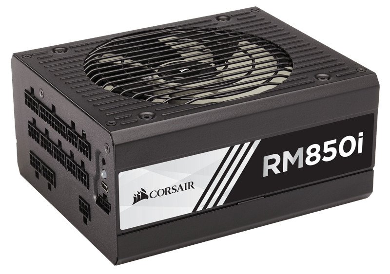Блок питания 850W Corsair RMi (80  Gold, 135mm Fan)