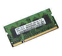 Оперативная память SO-DIMM DDR II, 2Gb, Samsung 667 Mhz <M470T2864QZ3-CE6>