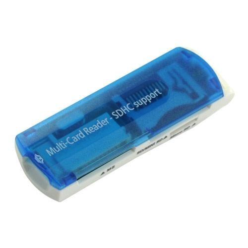 Внешний картридер USB-картридер универсальный, белый