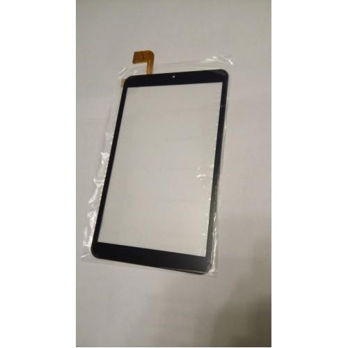 Тачскрин планшета Digma Plane 8.6, Plane E8.1/S8 51pin черный без отвестия под динамик