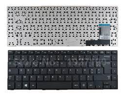 Клавиатура ноутбука Samsung 370R4E/370R4E-S01/370R5E черный