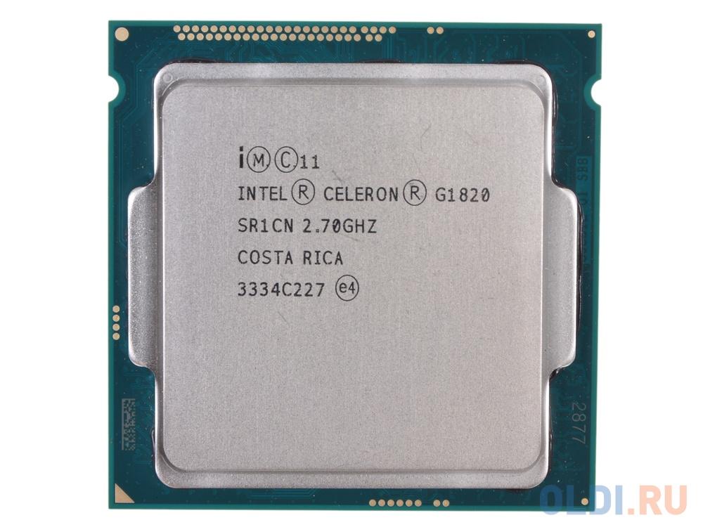 Процессор s.1150 Intel Celeron G1820, OEM