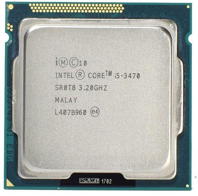 Процессор s.1155 Intel Core i5-3470