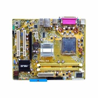 Материнская плата s.775 ASUS P5L-MX, SVGA, 2xDDR2, microATX, 1xPCI-E x16, 1xPCI-E x1, 2xPCI