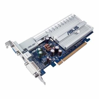 Видеокарта 128Mb ASUS GeForce 7300 LE 128 Мб DDR SDRAM, DVI, VGA, HDTV-out PCI-E