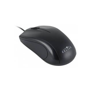 Мышь OKLICK 185M оптическая проводная USB, черный