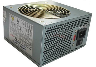 Блок питания 350W Power master PM350-12