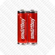 Батарейка AA Smartbuy alkaline 2шт. <SBBA-2A02B>