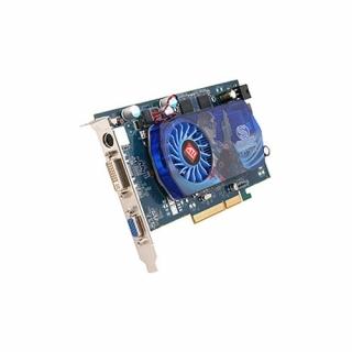 Видеокарта 512Mb Sapphire Radeon HD 3650 725Mhz PCI-e 512Mb 1600Mhz 128 bit DVI TV HDCP YPrPb