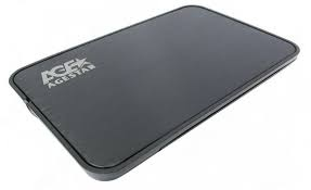 """Бокс для HDD 2.5"""" AgeStar Black USB 2.0 <SUB2A8>"""