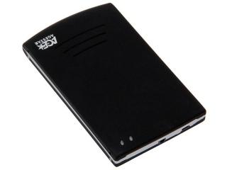 """Бокс для HDD 2.5"""" AgeStar Black USB 2.0 <SUB205>"""
