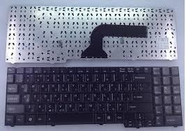Клавиатура ноутбука ASUS M70L/ M70/ M50/ X71/ F7/ G70 черная