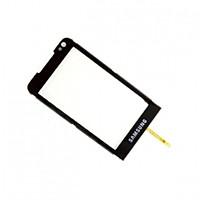 Тачскрин телефона Samsung i900 чёрный