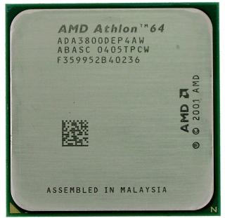 Процессор s.AM2 AMD Athlon 64 3800  2.4Ghz