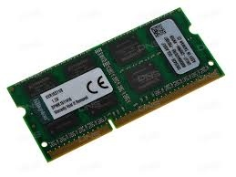 Оперативная память SO-DIMM DDR III, 4Gb, Kingston ACR16D3LS1KFG/4G PC3L-12800S DDR3