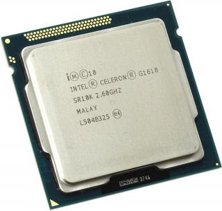 Процессор s.1155 Intel Celeron G1610, OEM