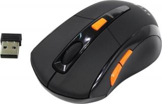Мышь OKLICK 585MW оптическая проводная USB, черный