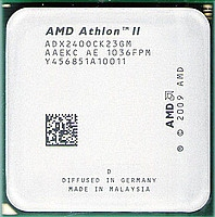 Процессор s.AM3 AMD Atlhlon