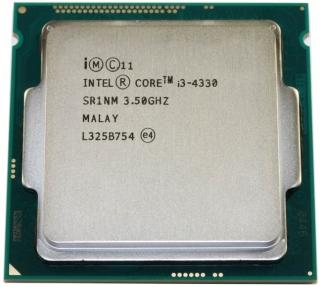 Процессор s.1150 Intel Core i3-4330